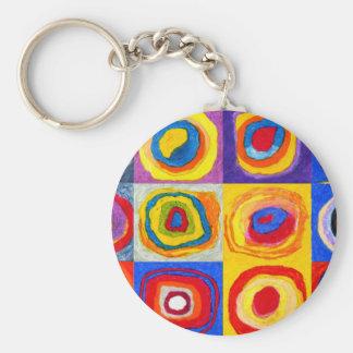Kandisnky Circles Key Chain