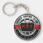 Kandy Racing Club Key Chain