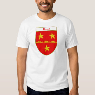 Kane Coat of Arms/Family Crest T Shirt