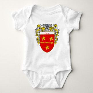 Kane Coat of Arms (Mantled) Baby Bodysuit