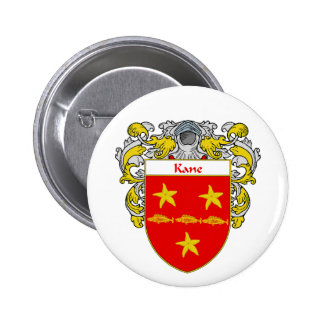 Kane Coat of Arms (Mantled) Button