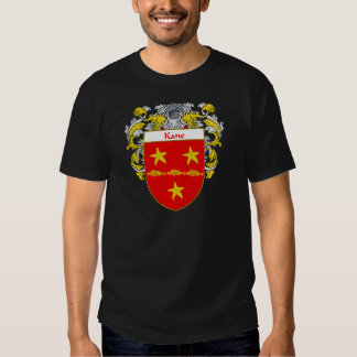 Kane Coat of Arms (Mantled) T Shirt