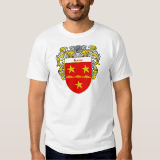 Kane Coat of Arms (Mantled) T-shirt