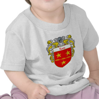 Kane Coat of Arms Mantled Tees