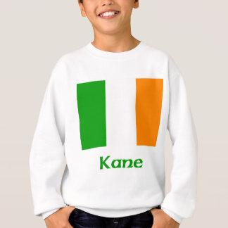 Kane Irish Flag Sweatshirt