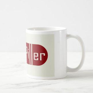 Kane Piller Rock Band Classic White Coffee Mug