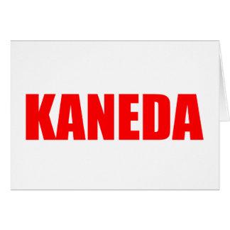 KANEDA CARD