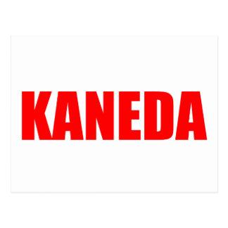 KANEDA POSTCARD