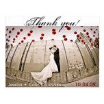 Kanewske Wedding Postcard