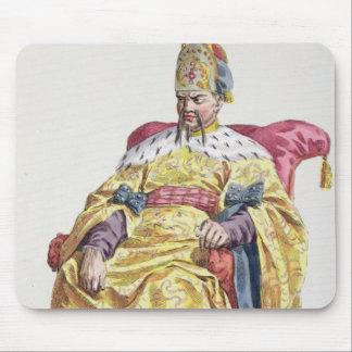 Kang Tsi (1662-1722) Manchu Emperor of China from Mousepads