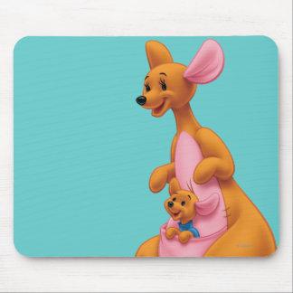 Kanga and Roo Mouse Pad