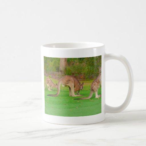 kanga coffee mug