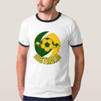 Kanga del balón de fútbol de Australia Remeras
