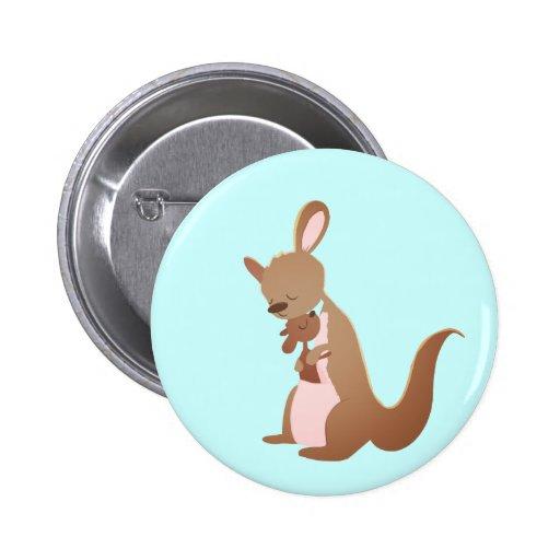 Kanga Love Buttons