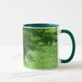 Kangaroo 001 Mug