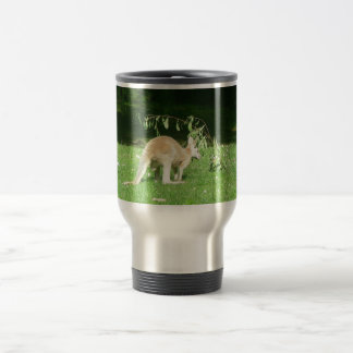 Kangaroo 001 Travel Mug