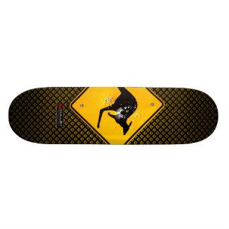 Kangaroo 002 skateboard