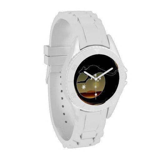 Kangaroo Aussie Icon Sporty Watch