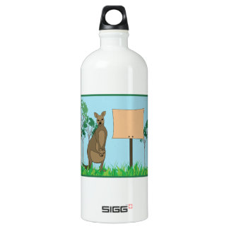 Kangaroo Base SIGG Traveler 1.0L Water Bottle