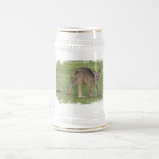 Kangaroo Beer Stein