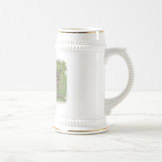 Kangaroo Beer Stein Coffee Mugs