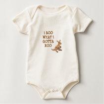 kangaroo collection baby bodysuit