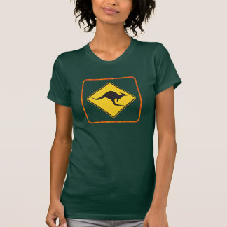 Kangaroo Crossing Shirt