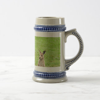 Kangaroo Design Beer Stein