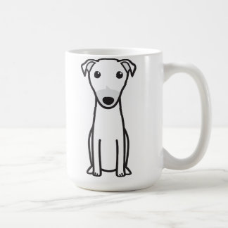 Kangaroo Dog Cartoon Coffee Mug