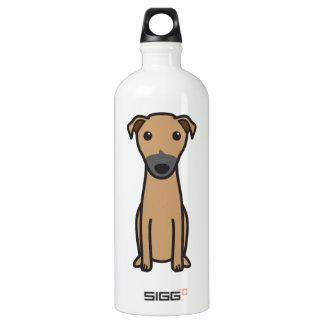 Kangaroo Dog Cartoon SIGG Traveler 1.0L Water Bottle