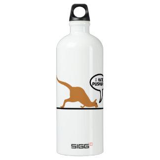 Kangaroo Hates Pushups SIGG Traveler 1.0L Water Bottle