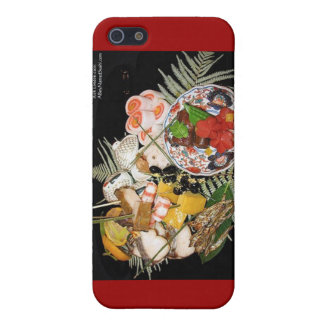 Kangaroo, Hog Head Etc Sushi Gifts Cards Etc Cover For iPhone SE/5/5s