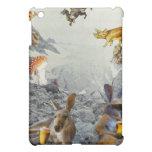 Kangaroo Holiday iPad Mini Covers