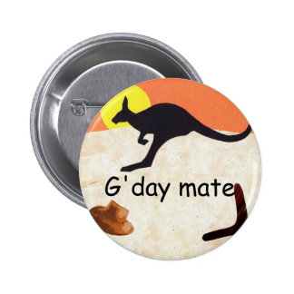 Kangaroo Jillo Buttons
