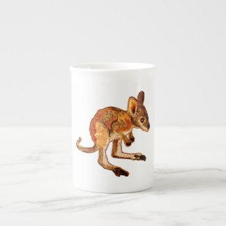 Kangaroo Joey Tea Cup