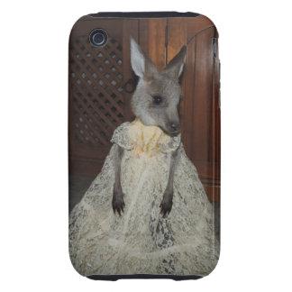 Kangaroo Joey Tough iPhone 3 Case