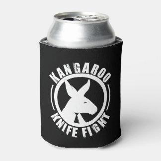 Kangaroo Knife Fight - Logo Cooler