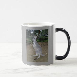 Kangaroo Magic Mug