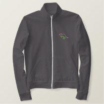 Kangaroo Outline Embroidered Jacket