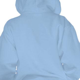 Kangaroo pockets hooded pullover