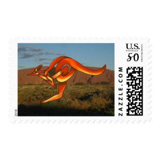 Kangaroo Postage