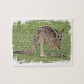 Kangaroo  Puzzle