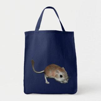 Kangaroo rat canvas bag