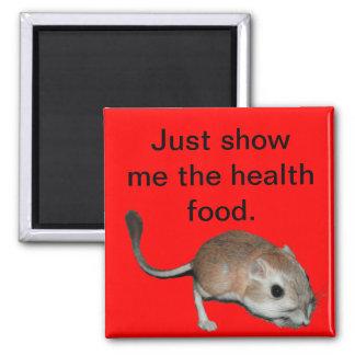 Kangaroo rat magnet