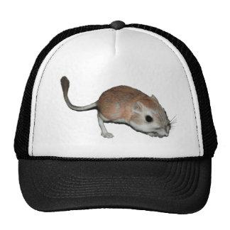 Kangaroo rat trucker hat