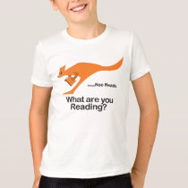 Kangaroo Reads T-Shirt