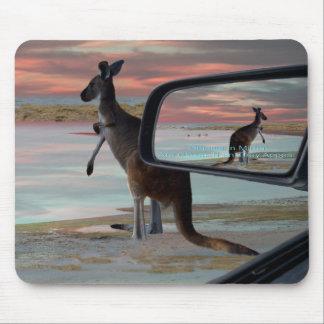 Kangaroo_Sea_Breezes,_ Mouse Pad