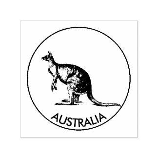 Kangaroo Self-inking Stamp