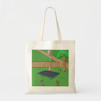 Kangaroo Trampoline Bounce Bag