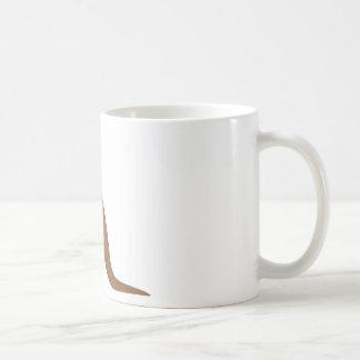 Kangaroo with baby coffee mug